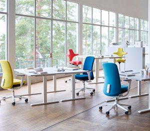 """""""6 Cara Menentukan Kursi Kantor yang Pas untuk Tema Kantor Minimalis"""""""